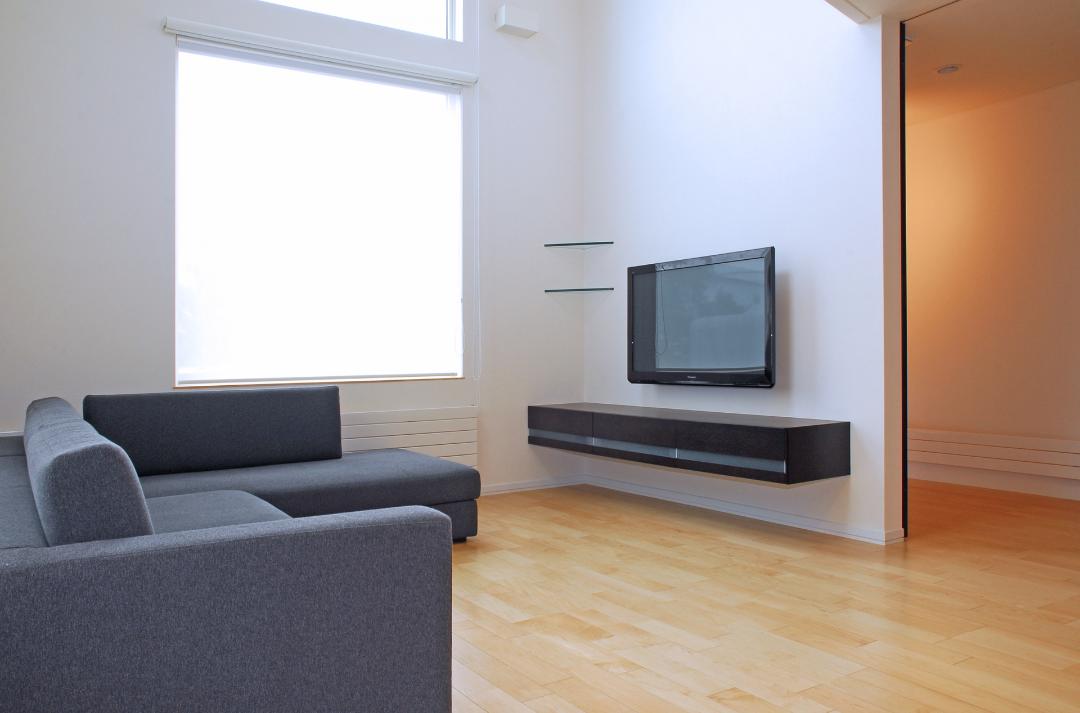 狭い部屋を広く見せる方法 <家具>