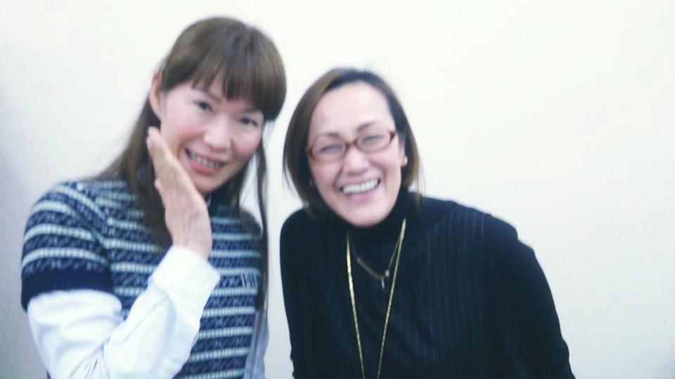 元祖収納のカリスマ近藤典子さんは気さくで笑顔いっぱいの方です