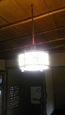 築100年のお屋敷 -照明-