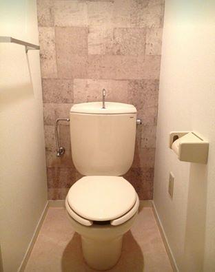 カラー便器 を使ってトイレも「小さなお部屋」にしてしまおう