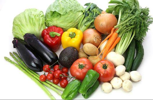 「色」を食べよう♪色別美容と健康一覧表