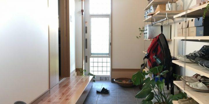 玄関収納 靴 傘