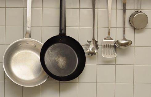 キッチンコンロ周りで気をつけたいインテリア