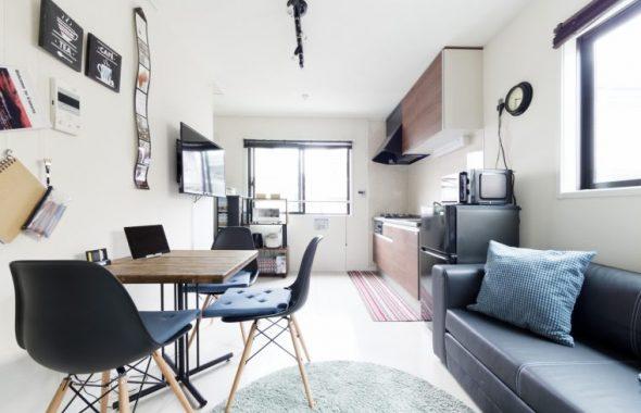 一人暮らしの部屋づくり 1k